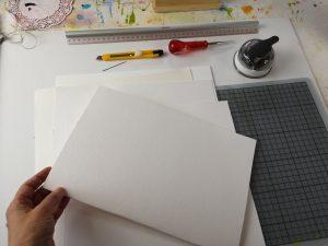 Art Journal falten