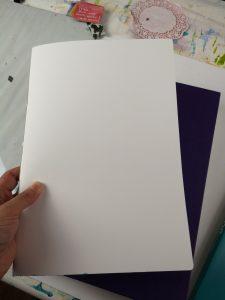Art Journal selber basteln